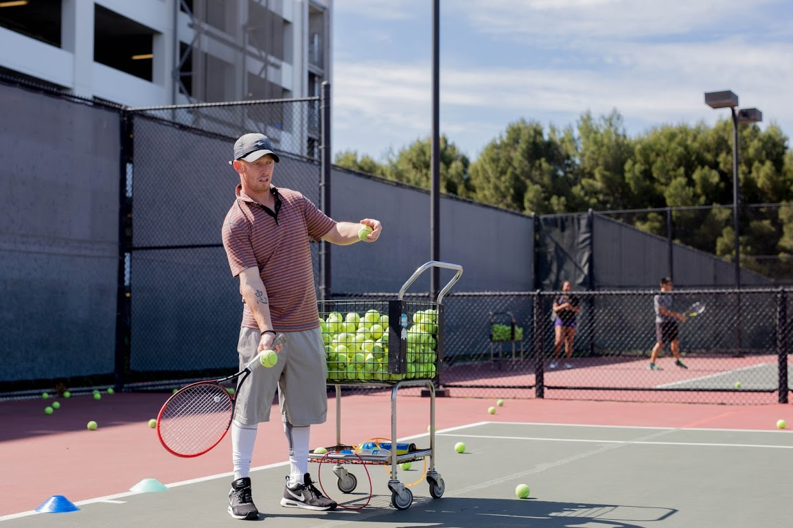 California Tennis Coach