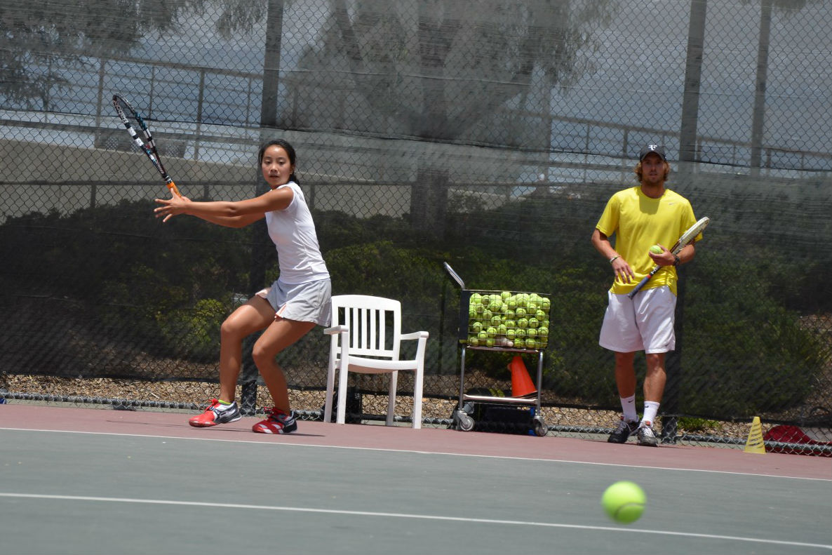 Future Tennis Pro Training Program