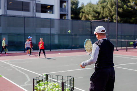 Junior Tennis Clinics