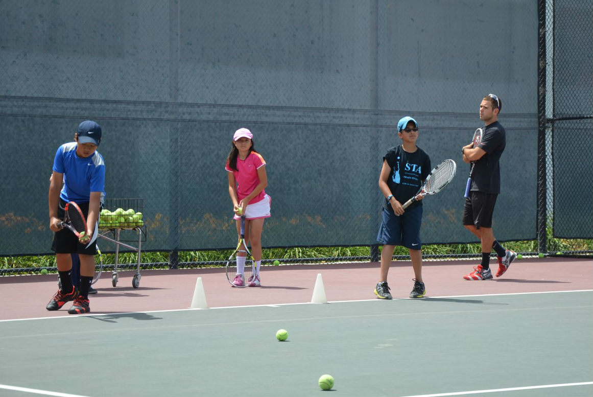 Quick Pro Tennis Clinics and Lessons
