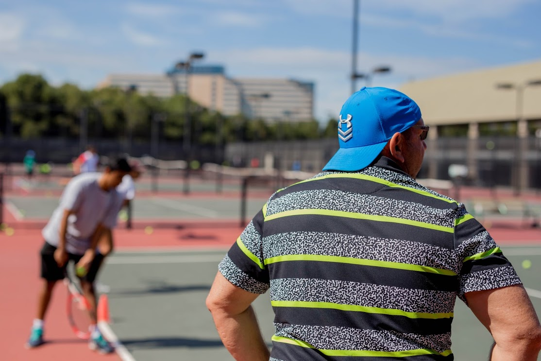 Tennis Coaching By Sylvano Simone