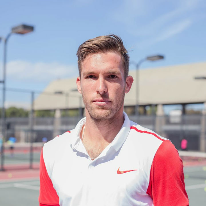 Tennis Coaching Denny Fafek