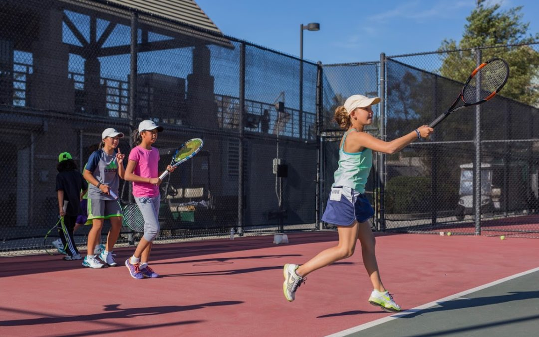 Summer Tennis Camp 2018 Calendar Schedule