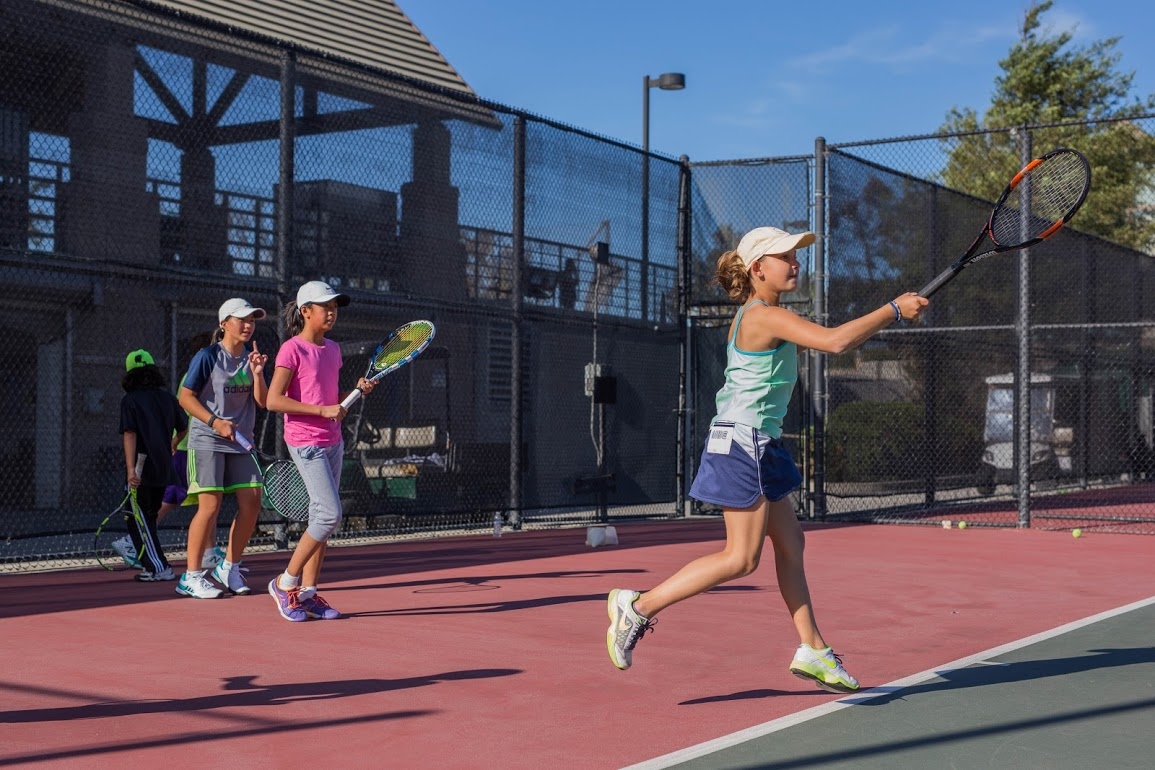 Top Tennis Academy - Santa Clara - California