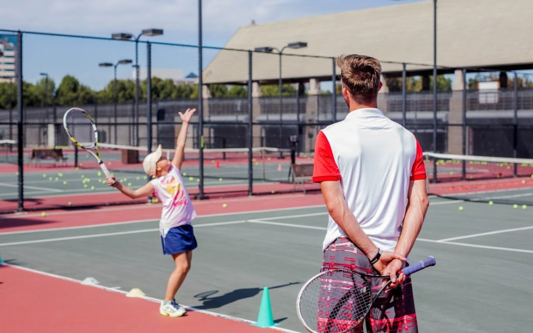 Our Tennis Coaches Provide Innovative Training Techniques