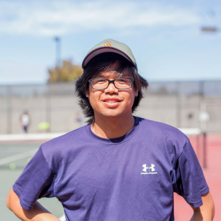Tennis Teaching Henry Nguyen Coach