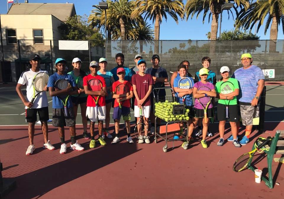 Tennis Photo Gallery – Sylvano Tennis Academy Players and Coaches